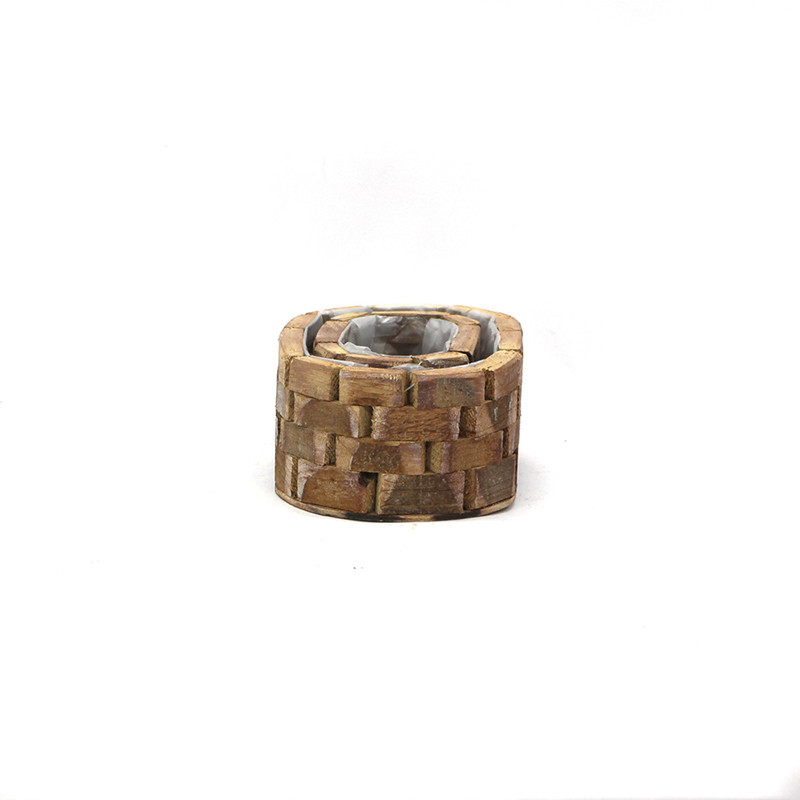 high-quality wooden flower pot hanger for sale for outdoor-2