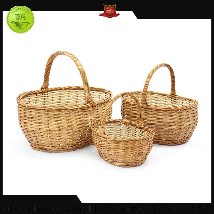 Yimeng Qingliu fruit gift baskets manufacturers for shopping