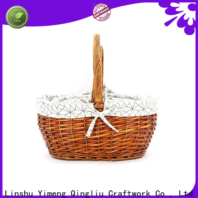 Yimeng Qingliu christmas food gift baskets company for outdoor
