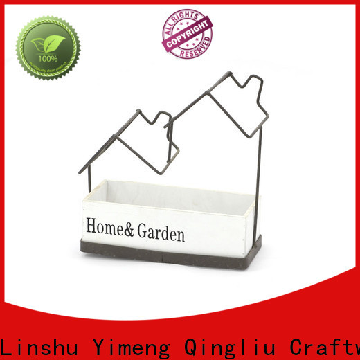 Yimeng Qingliu latest hanging wicker planter for business for garden