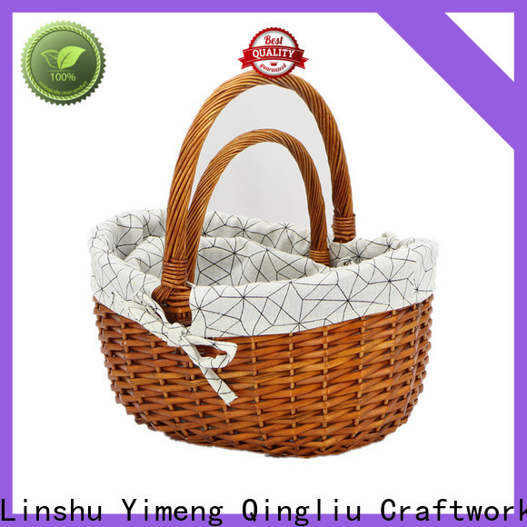 Yimeng Qingliu valentines baskets for business for gift