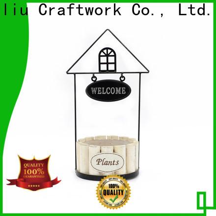 best wooden flower pots wholesale suppliers for garden