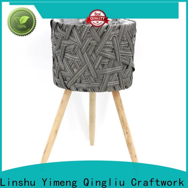Yimeng Qingliu bespoke wooden planters suppliers for patio
