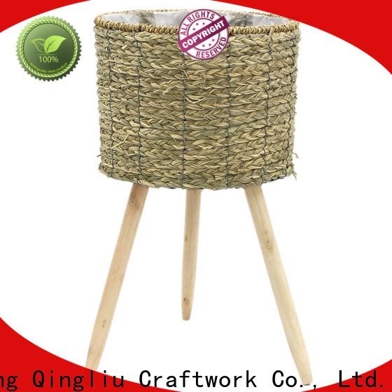 Yimeng Qingliu seagrass planter manufacturers for patio