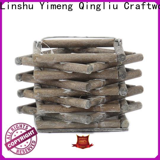 Yimeng Qingliu wooden flower pot company for patio