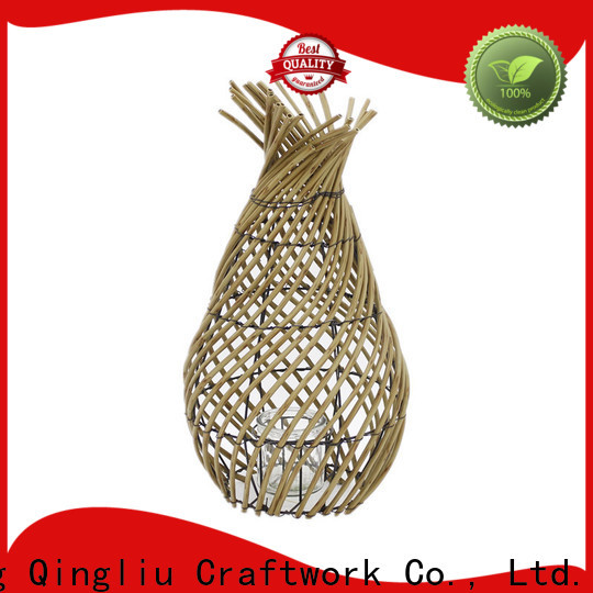 Yimeng Qingliu custom white willow lantern manufacturers for garden