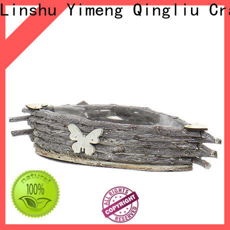 Yimeng Qingliu New wooden storage crate company for patio