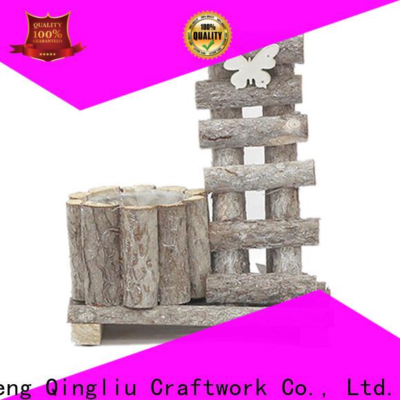 Yimeng Qingliu top homemade wooden planters manufacturers for patio