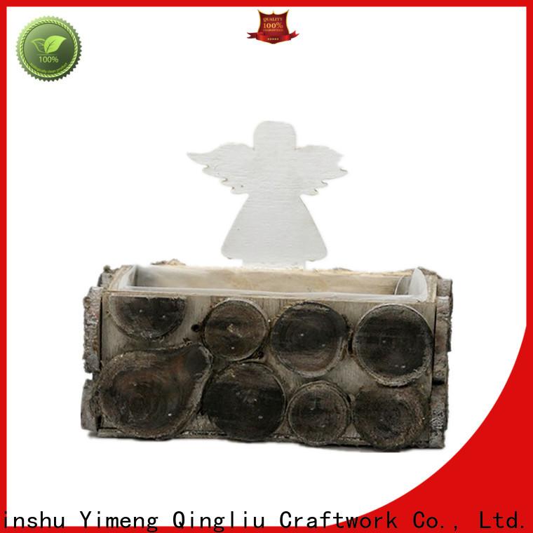 wholesale grey wooden storage box manufacturers for garden
