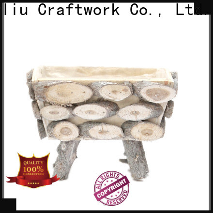 Yimeng Qingliu top custom wooden planters supply for garden