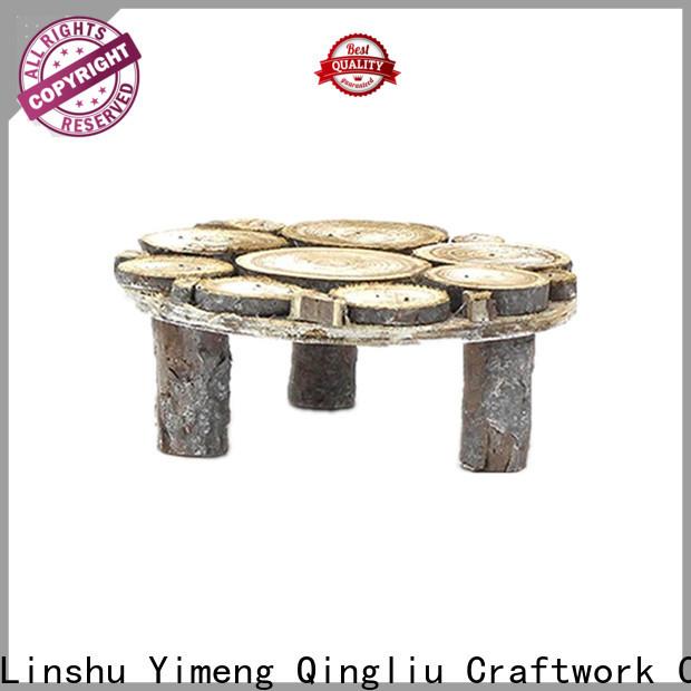 Yimeng Qingliu high-quality wicker wood basket company for outdoor
