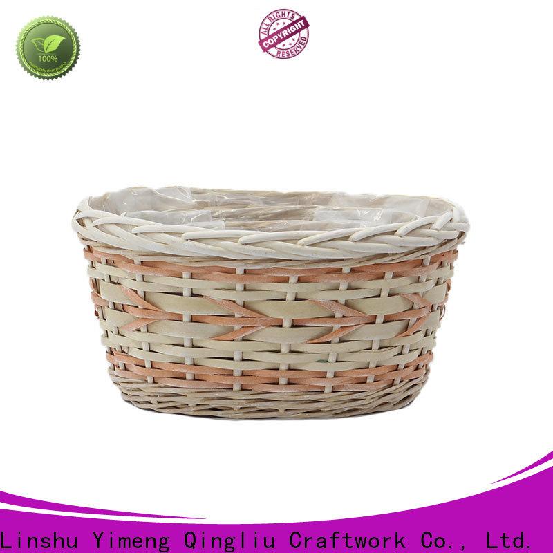 Yimeng Qingliu wicker hampers uk manufacturers for patio