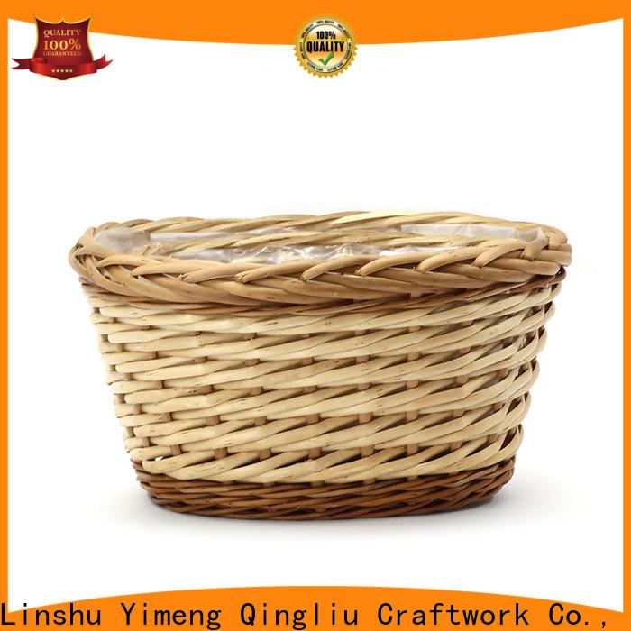 Yimeng Qingliu faux rattan garden furniture suppliers for outdoor