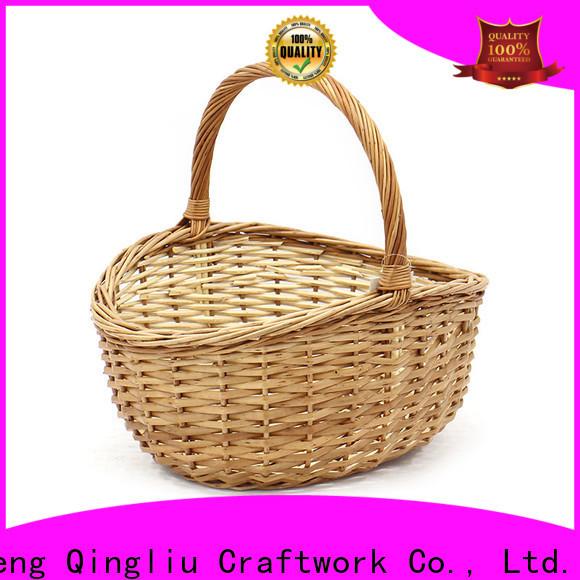 Yimeng Qingliu baguette basket factory for present