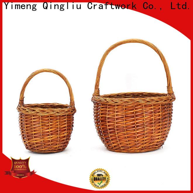 Yimeng Qingliu large picnic basket company for girl