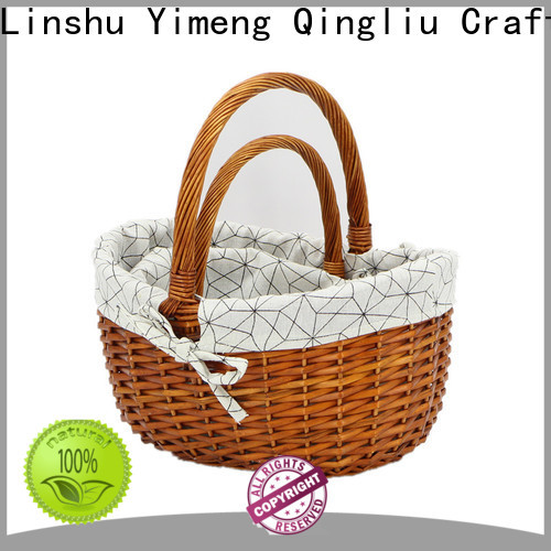 Yimeng Qingliu custom willow for basket making suppliers for woman