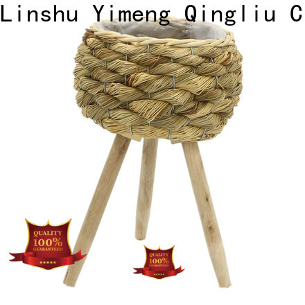 wholesale seagrass basket for sale for patio