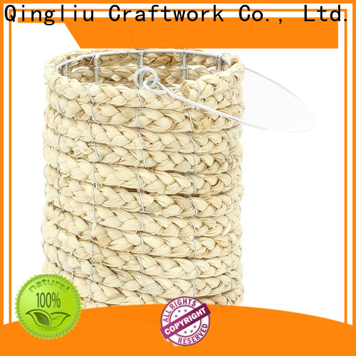 Yimeng Qingliu rattan candle lanterns for sale for outdoor
