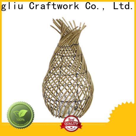 Yimeng Qingliu wicker lanterns company for garden