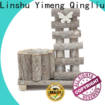 Yimeng Qingliu latest wooden basket manufacturers for patio