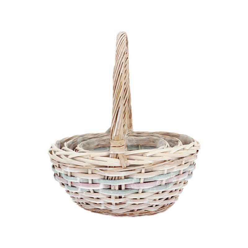 Yimeng Qingliu custom bathroom storage baskets with lids manufacturers for boy-2