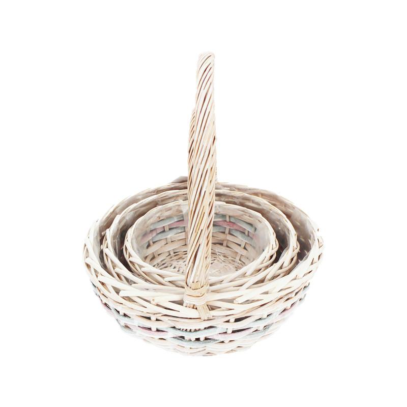 Yimeng Qingliu custom bathroom storage baskets with lids manufacturers for boy-1