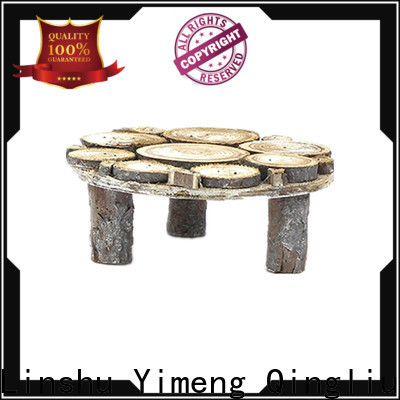 Yimeng Qingliu vintage wooden crate for sale for garden