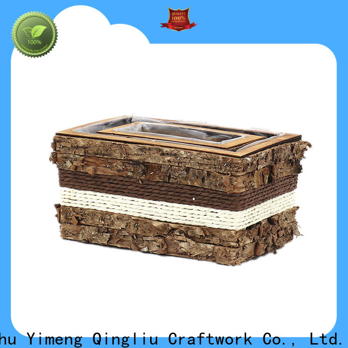 custom vintage wooden box manufacturers for patio