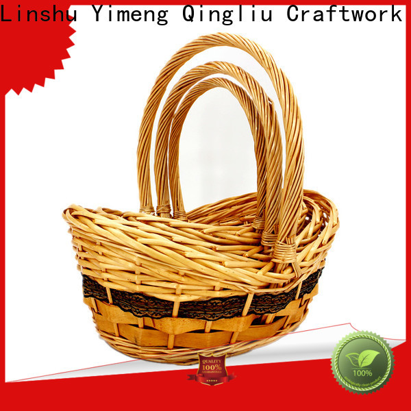 Yimeng Qingliu high-quality bow baskets suppliers for woman