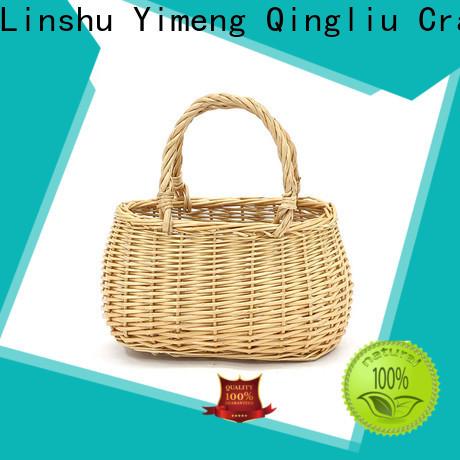 Yimeng Qingliu top hyacinth laundry basket factory for gift