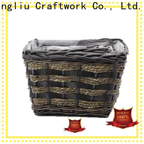 Yimeng Qingliu large wicker trunk for business for garden