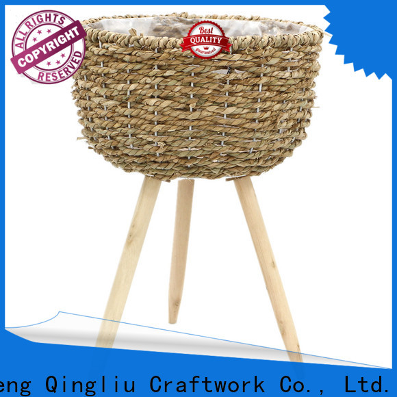 top seagrass baskets uk supply for garden