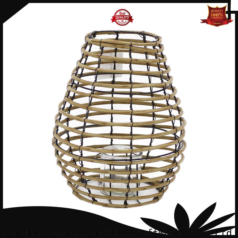 custom opalhouse rattan lantern for sale for patio