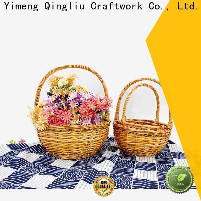 New narrow washing basket supply for shopping