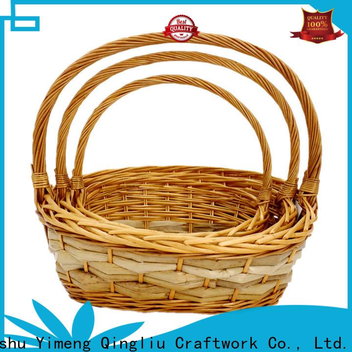 Yimeng Qingliu custom home products basketware company for woman