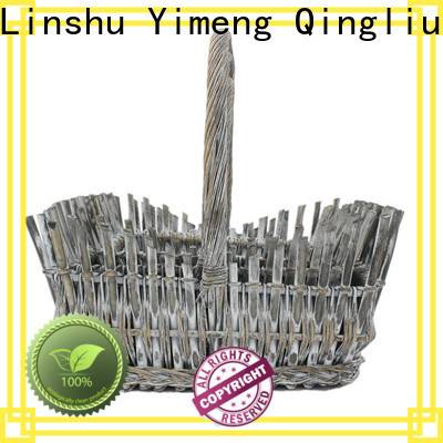 latest wicker basket for fish for business for outside
