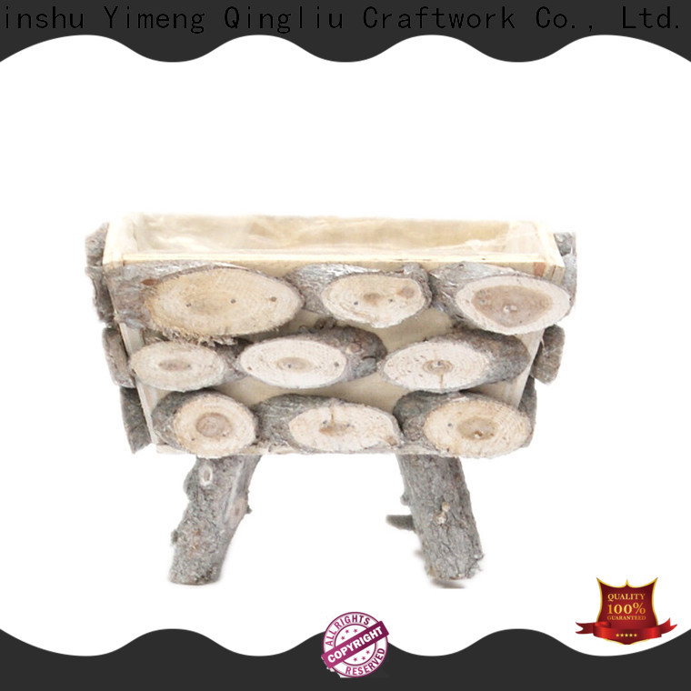 Yimeng Qingliu high-quality firewood baskets company for outdoor