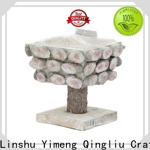 Yimeng Qingliu wholesale fire wood basket for sale for patio