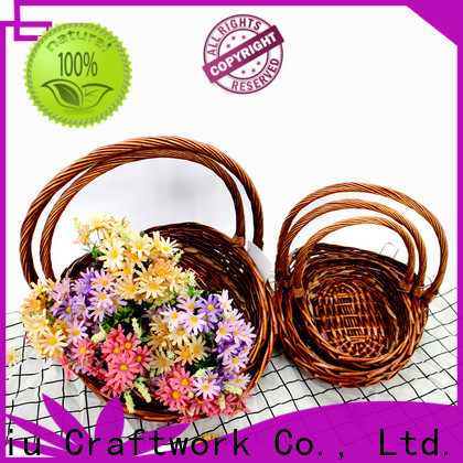 New baskets for hampers for business for shopping