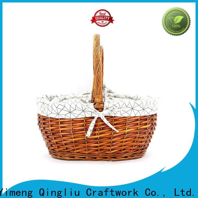 Yimeng Qingliu natural storage baskets supply for boy