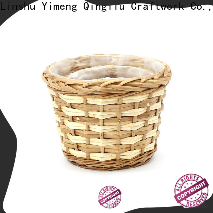 New storage boxes wicker supply for outdoor