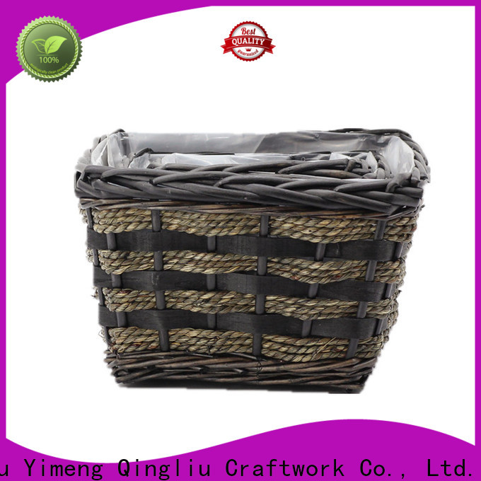 Yimeng Qingliu latest wicker storage chests for business for patio