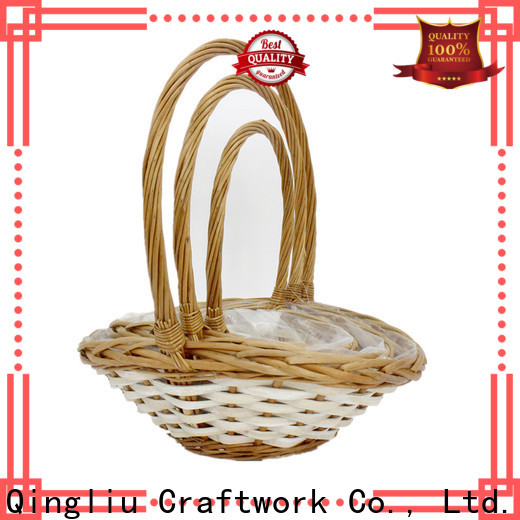 wholesale garden baskets and planters manufacturers for shopping