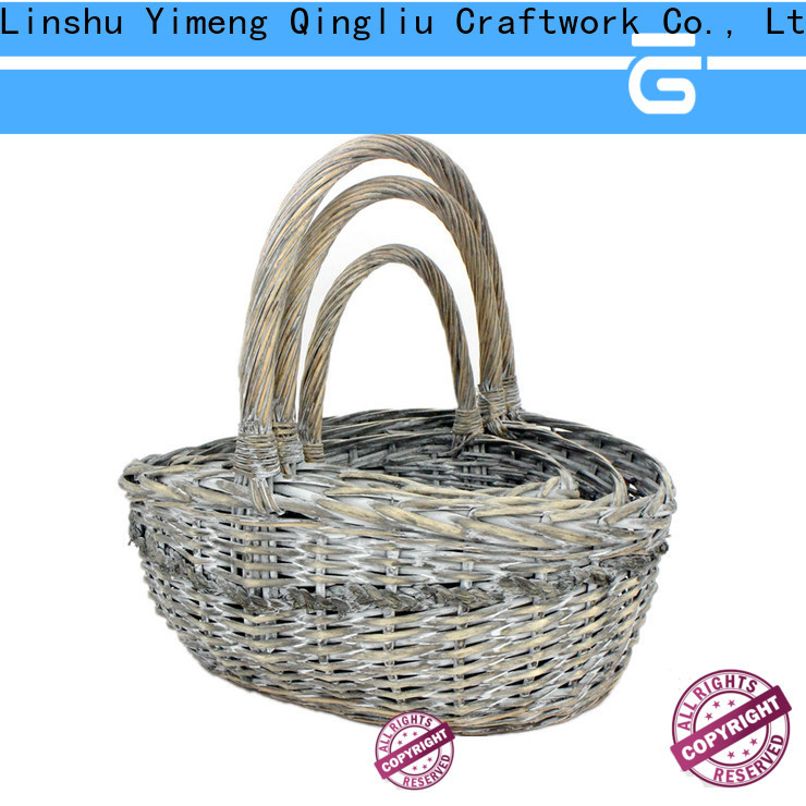 high-quality under bed storage boxes wicker suppliers for garden