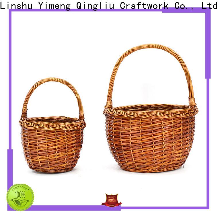 Yimeng Qingliu custom the basket manufacturers for shopping