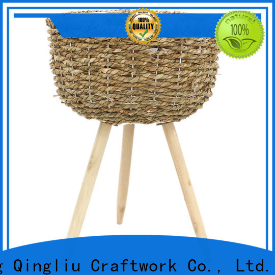 Qlart seagrass box supply for outdoor